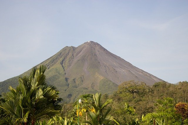 La Fortuna is one of the best places to elope in Costa Rica