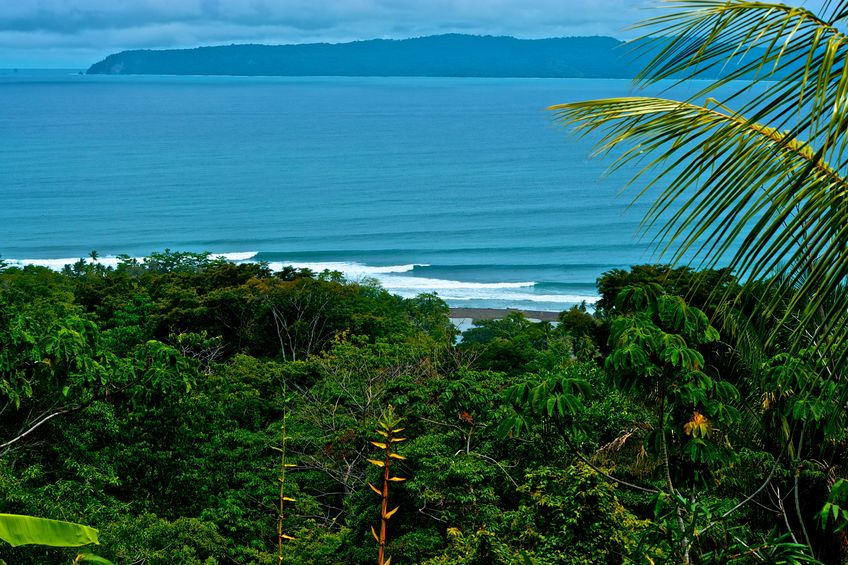 Pavones is one of the best places to elope in Costa Rica