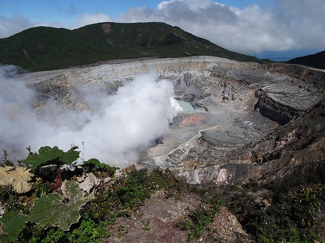 the best places in Costa Rica to retire even have volcanoes in some of them