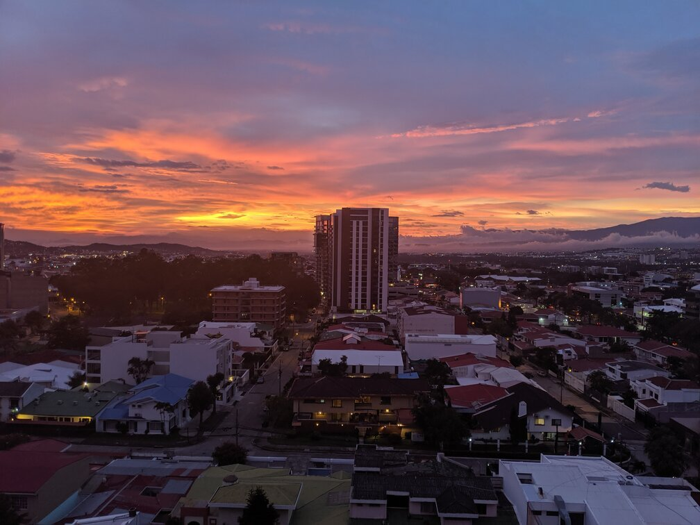 the best places to retire in Costa Rica include city centers